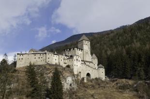 Burg Taufers Foto Ludwig Thalheimer