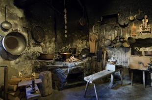 Museo locale di Gudon, interno