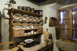 Dorfmuseum Tramin, Innenaufnahme