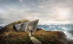 Messner Mountain Museum Corones - Außenansicht 2