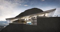 Messner Mountain Museum Corones - Innenansicht 2