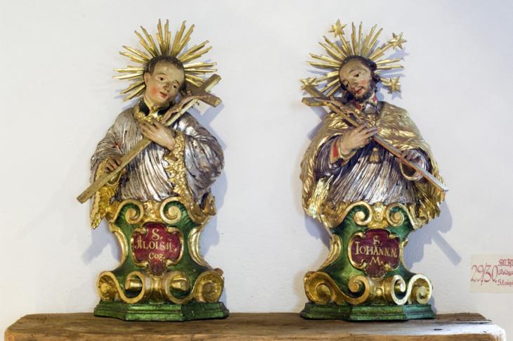 Museo parrocchiale di Campo Tures, statua lignea Foto L Thalheimer