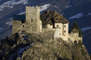 Juval Castle Foto L Thalheimer
