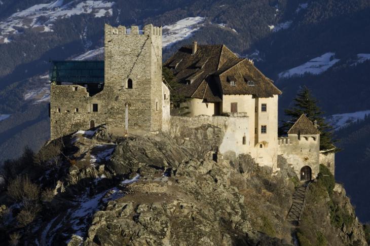 Schloss Juval Foto L Thalheimer