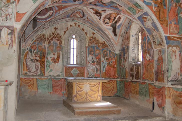 Capella di Santo Stefano a Montani di Sopra