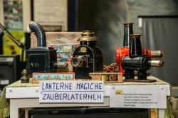 Cinè Museum, Bozen, Zauberlaternen