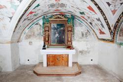 Capella di Santa Caterina, Castel Velthurns (Velturno) Foto Oskar Verant