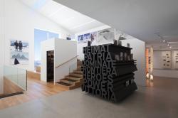 Lumen, secondo piano. Foto ©Paolo Riolzi