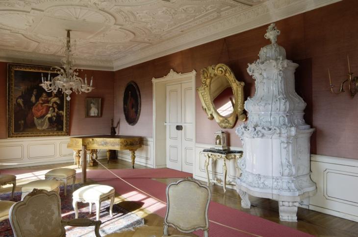 Castel Monteleone, interno Foto L Thalheimer