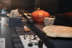 Objekte aus der römischen Zeit. Foto Abteilung Museen
