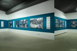 La mostra temporanea MEJES nella Casa della Cultura