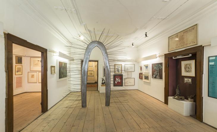 The Museum Eccel Kreuzer. Foto Erich Dapunt