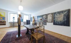 Museum Eccel Kreuzer: the Seamstresses Room. Foto Erich Dapunt