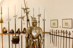 The armoury of Prösels Castle