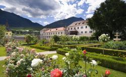 Abbazia Agostiniana di Novacella, giardino storico