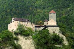 Schloss Tirol - Foto Ludwig Thalheimer