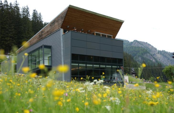 naturatrafoi Foto Nationalparkhaus Stilfs Joch