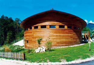Fanes-Sennes-Prags Nature Park visitor centre
