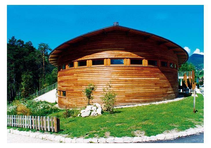 Centro visite del Parco Naturale Fanes-Sennes-Braies