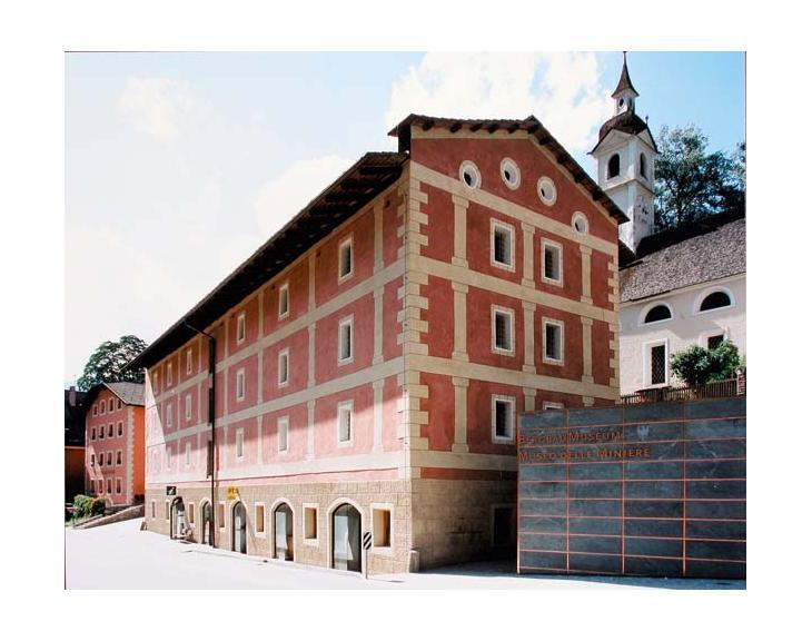 Kornkasten Steinhaus