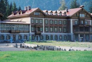 Drei Zinnen Nature Park visitor centre