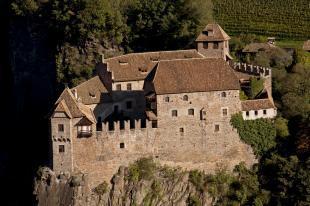 Runkelstein Castle. Foto Stiftung Bozner Schlösser / Fondazione Castelli Bolzano