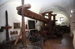 Südtiroler Weinmuseum, Torggl - Foto Oskar Verant