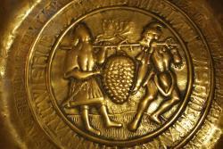 Südtiroler Weinmuseum, Die Kundschafter Josua und Kaleb
