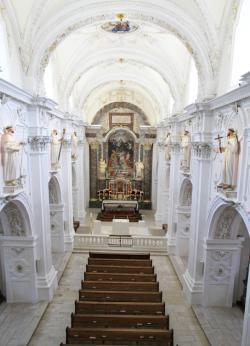 Stiftskirche © Kloster Marienberg