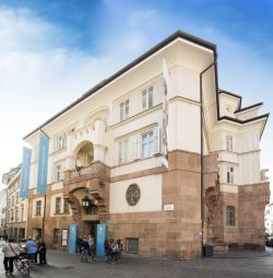 Museo Archeologico, facciata - Foto dpi.com