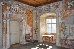Castle Rodenegg - indoor photo