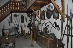 Castle Rodenegg - armory