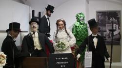 Egetmann, Hochzeitspaar, Ratsherren