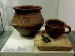 Graburnen, späte Bronzezeit