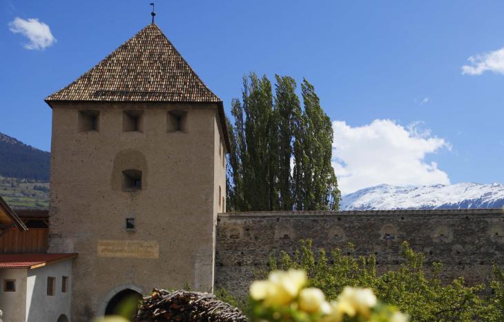 Torre di Porta Sluderno