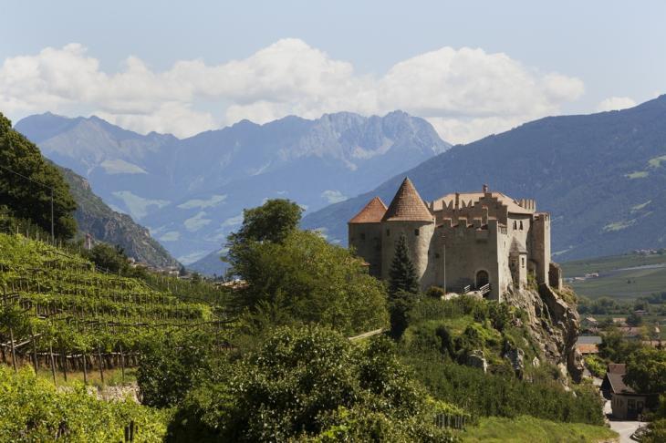 Il Castello di Castelbello Associazione turistica Castelbello