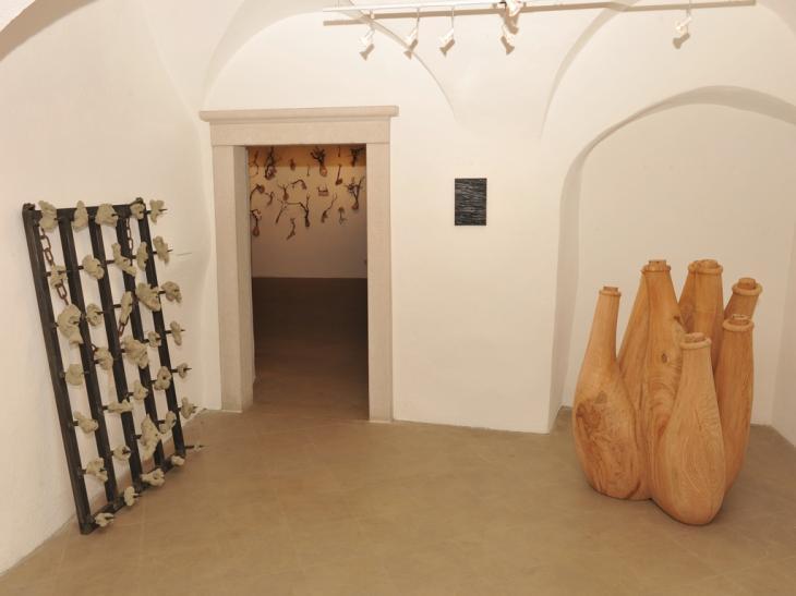 Kunstforum Unterland - Werke von Gregor Prugger