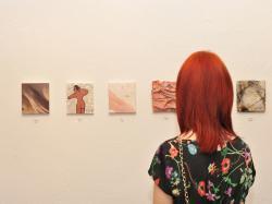 Kunstforum Unterland - Innenansicht