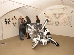 Kunstforum Unterland - Werke von Markus Delago