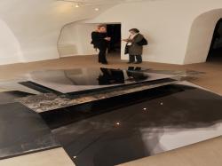 Kunstforum Unterland - Mind the gap 2011 von Wil-ma Kammerer