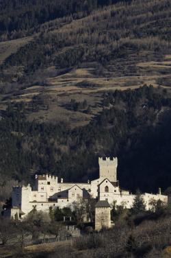 Castel Coira - Foto Ludwig Thalheimer