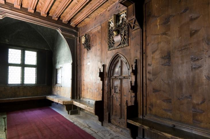 Prince's Castle, interior view Foto L Thalheimer