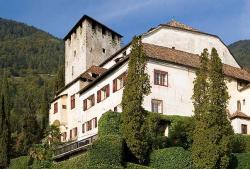 Castel Monteleone, veduta esterna Foto L Thalheimer
