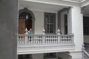 Mercantile Museum, interior view Foto DPI
