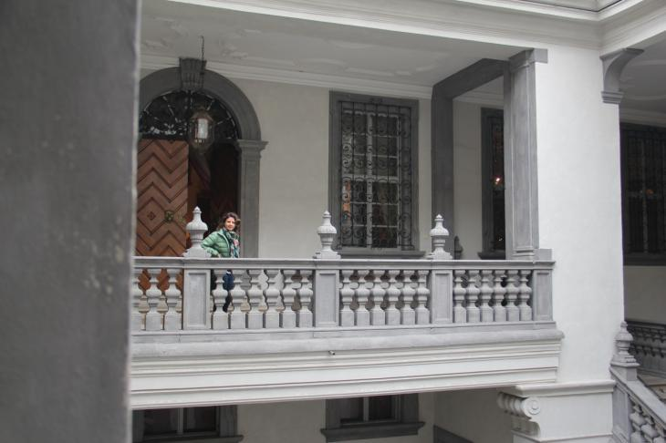 Museo mercantile, interno Foto DPI