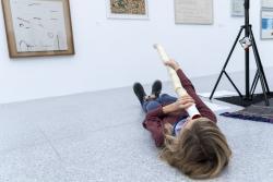 Museion - Workshop für Kinder während der Langen Nacht der Museen. Foto Anna Cerrato