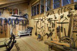 Bauernmuseum im Tschötscherhof - Foto Ludwig Thalheimer