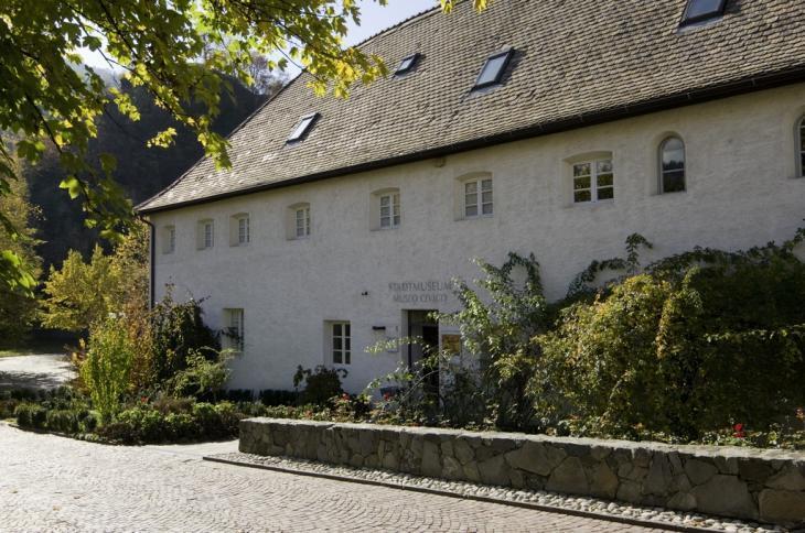 Stadtmuseum Klausen - Foto Ludwig Thalheimer