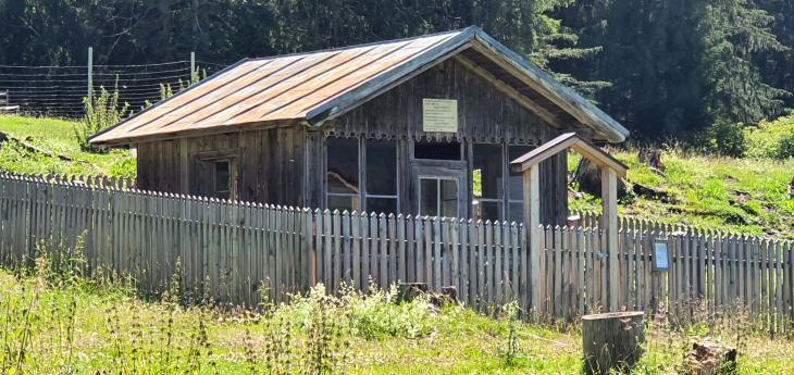 Composer's hut. Foto Stefano Gallarini