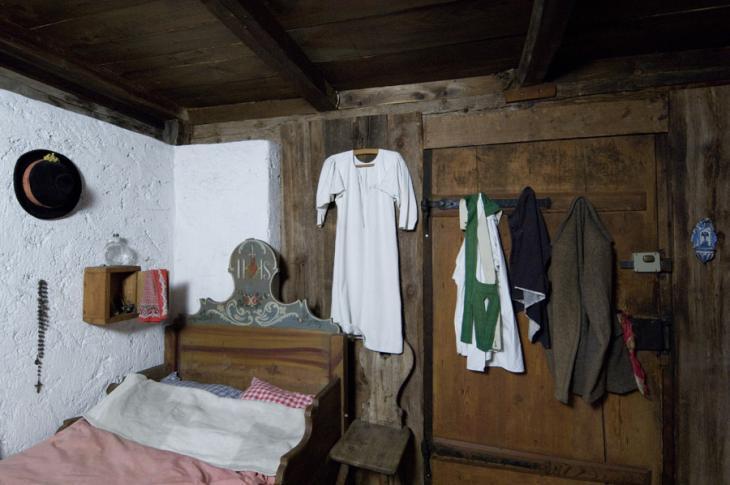 Bauernmuseum Völlan, Innenaufnahme